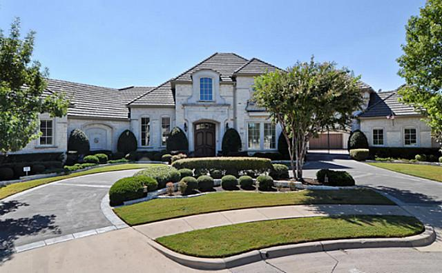 The three most expensive homes sold in collin county tx for Most expensive house in dallas